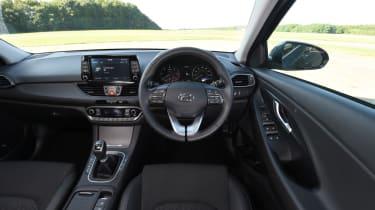 Hyundai i30 Tourer - interior