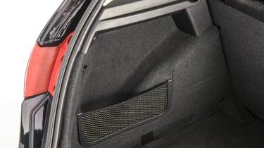 Used SEAT Leon Mk2 - boot storage