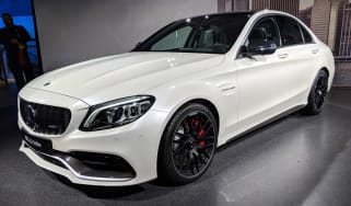 Mercedes-AMG C 63 - launch front