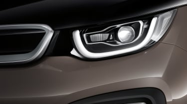 BMW i3 120Ah - headlight