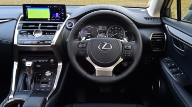 Lexus NX - interior