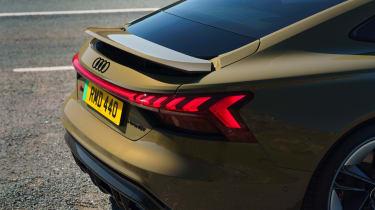 Audi RS e-tron GT - rear detail