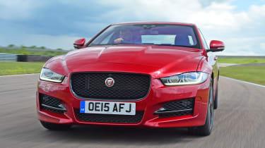 Jaguar XE header