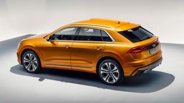 New Audi Q8 - profile