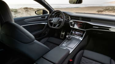 Audi RS 6 Avant - cabin