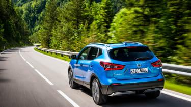 New Nissan Qashqai 2017 review rear