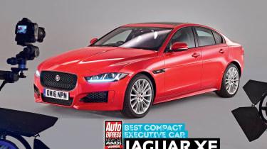 Compact Executive Car of the Year 2017 - Jaguar XE