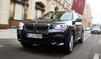 BMW X3 xDrive30e - front