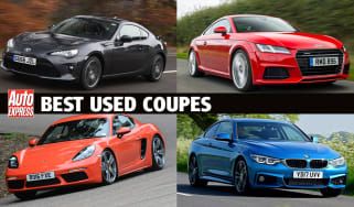 Best used coupes 2021
