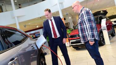 Vauxhall Mokka-e - first report
