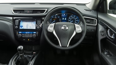 Used Nissan X-Trail - cabin