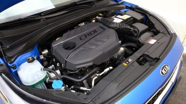Kia Ceed - CRDi engine