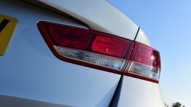 Kia Optima - rearlight