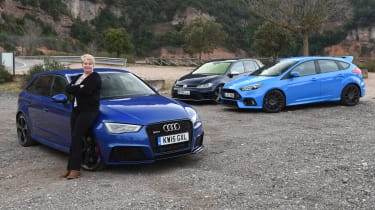 Audi RS3 - long-term - final report header