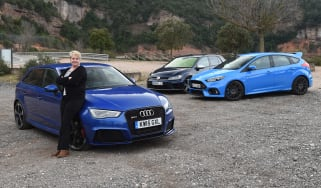 Audi RS3 - long-term - final report header