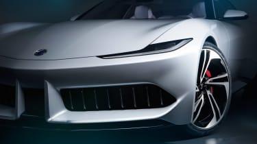 Karma GT Pininfarina - front detail
