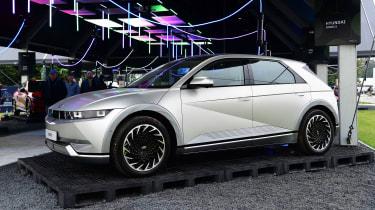 Hyundai Ioniq 5 - Goodwood Festival of Speed 2021