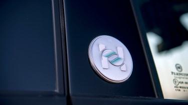 Fiat 500 Mild Hybrid - badge