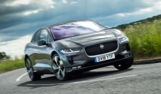 Jaguar I-Pace - front