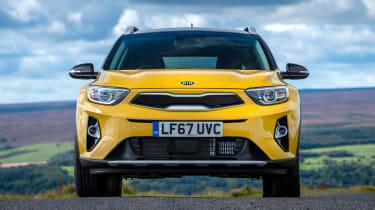 Kia Stonic UK review - front