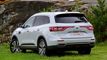 Renault Koleos - rear static