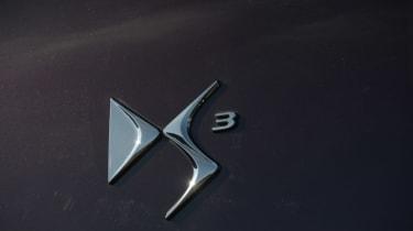 DS badge