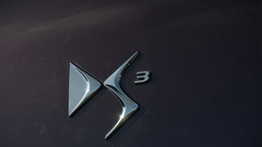 DS badge