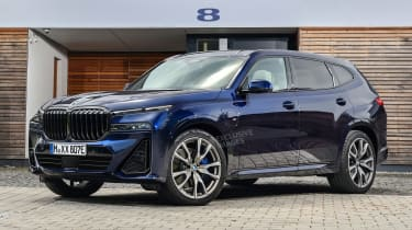 BMW X8 - best new cars 2022 and beyond