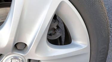 Used Vauxhall Zafira Tourer - wheel detail