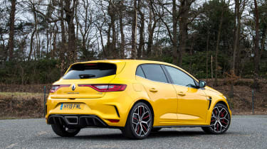 Renault Megane R.S. Trophy - rear static