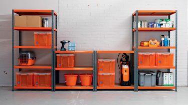 RAC Garage Shelving