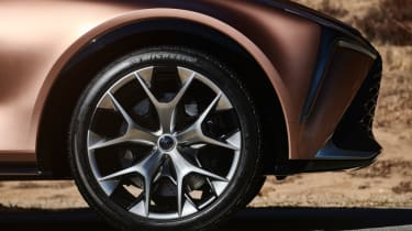 Lexus LF-1 Limitless - alloy wheels