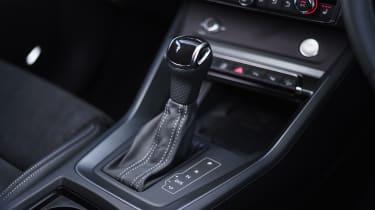 Audi Q3 Sportback - interior