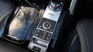 Used Land Rover Discovery 5 - interior