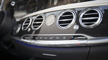 Mercedes S500 air conditioning
