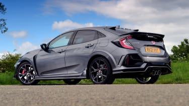 Honda Civic Type R Sport Line - rear static