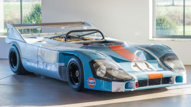RM Sotheby's 2017 Paris auction - 1970 Porsche 917/10 Prototype front