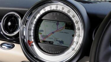 MINI Hatchback Cooper SD sat-nav