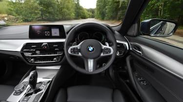 BMW 5 Series - Interior
