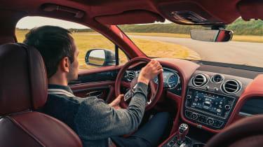 Bentley Bentayga Speed - Jonathan Burn