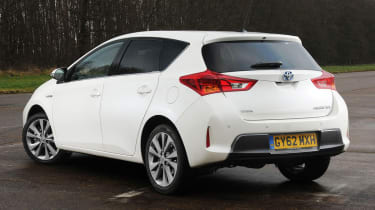 It has some of the lowest CO2 and fuel consumption figures in the class.