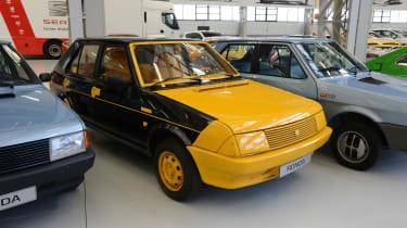 SEAT Rondo - front
