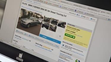 How to photograph your car for sale - online advert 2
