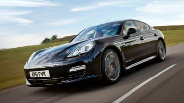 Best cars for under £20,000 - Porsche Panamera
