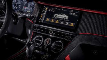 Bentley Continental GT Speed - interior
