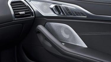 BMW 8 Series Gran Coupe - door detail