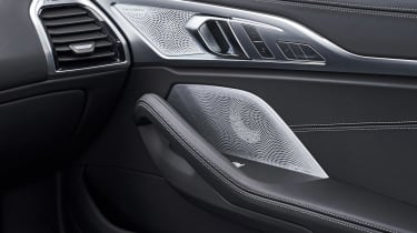 BMW 8 Series Gran Coupe - door detail