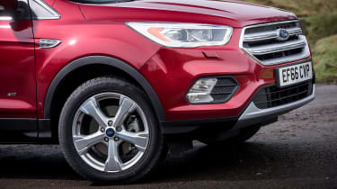 Ford Kuga 2017 - front detail