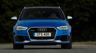 Used Audi RS 3 - full front