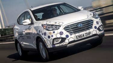 A to Z guide to electric cars - FCEV SUV